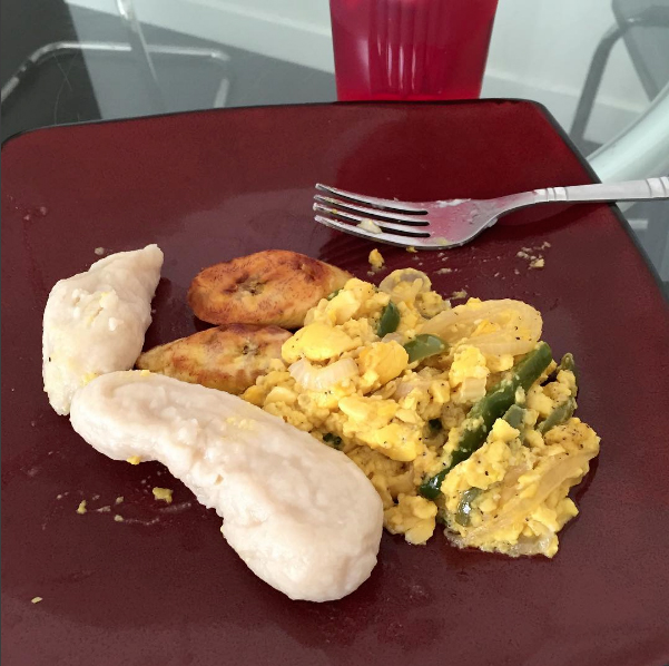 Ackee and Dumplings Recipe