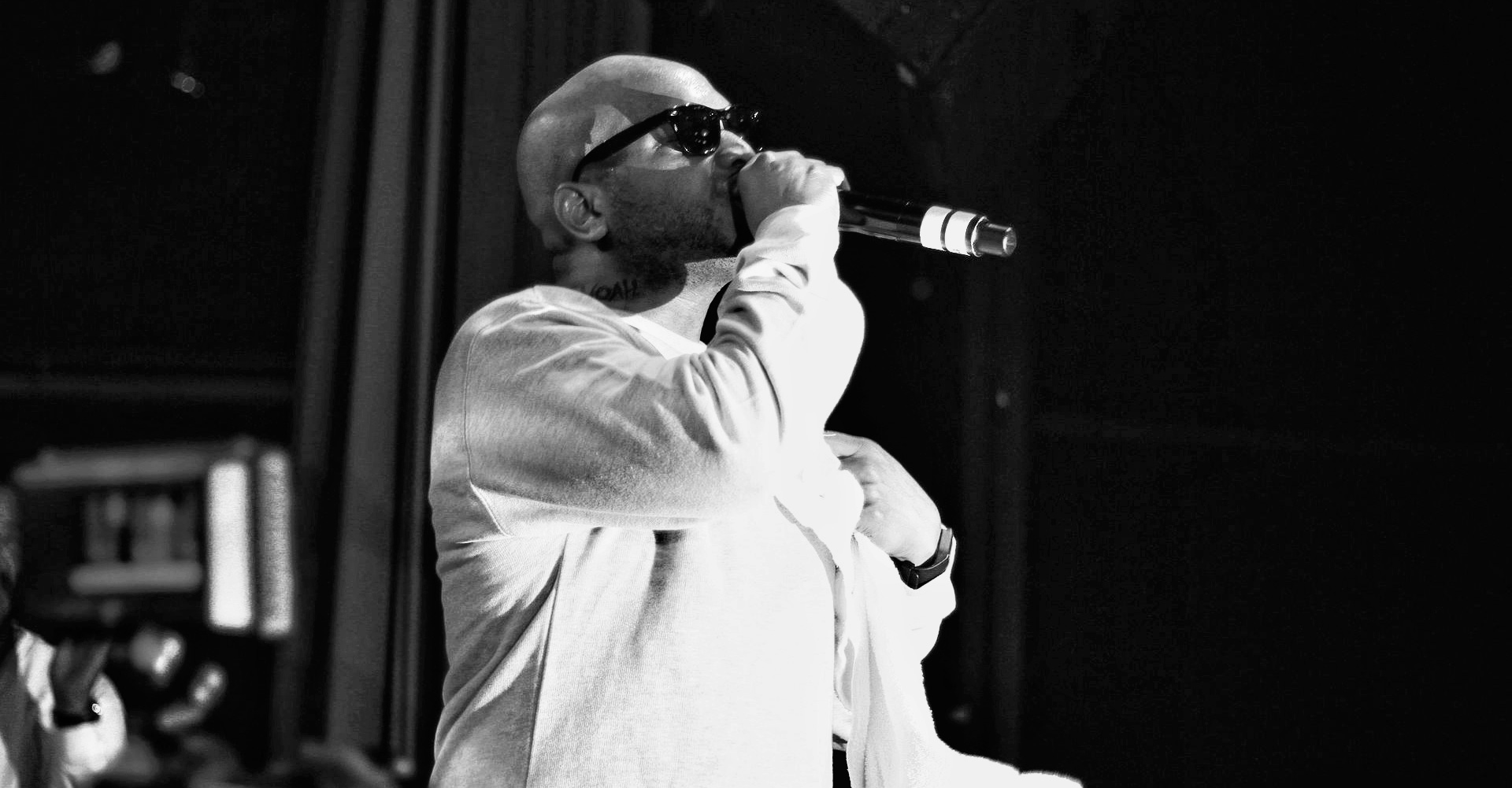 Styles P Performance Photo